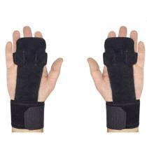 Luva/ Fita /Straps de Pegada - Musculação/Crossfit - Grip Leather - Par  Progne -