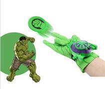 Luva Lança Discos Hulk C/luz E Som Vingadores brinquedo - Kotobukiya