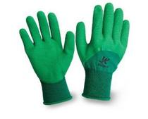 Luva Mão Jardinagem 9 Grande Verde - Kalipso
