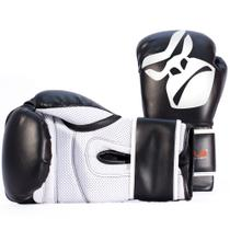 Luva Muay Thai - Luva De Boxe Profissional 12 Oz - Gorilla -