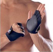 Luva Musculação Lp Suppport Preto P Bilateral Par Lp750 - Chantal -