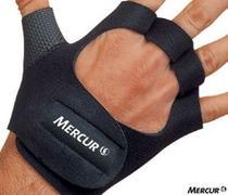Luva neoprene p/ esporte m bc0100-b - mercur -