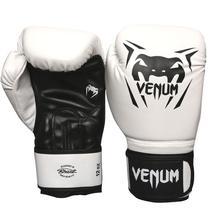 Luva new contender venum ufc branco mma boxe muay thai -