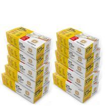 Luva Procedimento de Látex Descarpack 10 cx c/100 un kit -