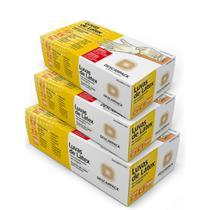 Luva Procedimento de Látex Descarpack 3cx c/100 un kit -