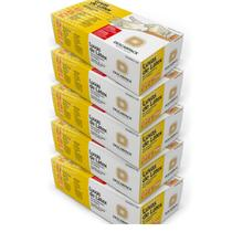 Luva Procedimento de Látex Descarpack 5cx c/100 un kit -