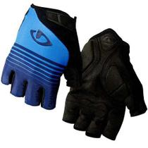 Luvas Bike Mtb Speed Giro Jag Gel Preto, Azul -