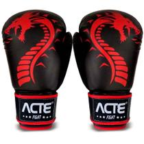 Luvas de boxe dragon p4 acte sports -