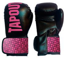 Luvas de Boxe Tapout Pink -
