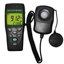 Luximetro Digital Portátil para LED-LUX - HMLDL-209 - Highmed