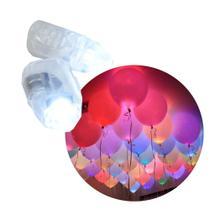 Luz de LED para Balão de Látex - Branco - Hutz