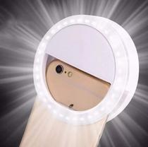 Luz De Selfie Ring Light Anel Led Flash Celular Tablet Notebook - Importado