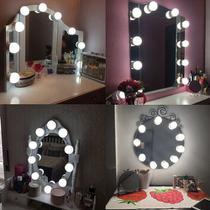 Luz Para Espelho Maquiagem Usb Make Led Studio 3 Cores Camarim Regulável - Imp