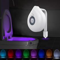 Luz para Vaso Sanitário Privada Com Sensor Movimento 8 cores - Kopeck