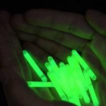 Luz Química Bastão Luminoso 50 Mm Kit com 10 Cartelas Total de 20 Bastões - Albatroz Fishing