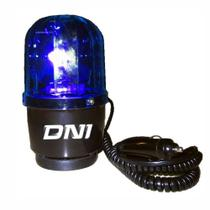 Luz Rotativa - Azul - 24V - DNI 4012 -