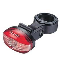Luz traseira Bike Q-Lite QL-221 Cute Vista Light Led -