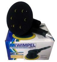 Lxmp-4 lixadeira a seco 6 polegadas com coletor - wimpel -