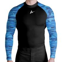 Lycra Surf Black Ter ATL - Atlética Esportes