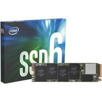 M.2 Intel 660p M.2 Pci-E 1tb Leituras: 1800mb/S E Gravações: 1800mb/S - SSDPEKNW010T8X1 -