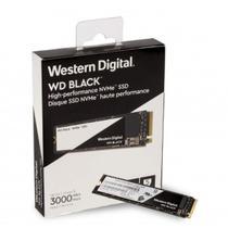 M.2 Wd Black M.2 Pci-E 250gb Leituras: 3000mb/S E Gravações: 1600mb/S - WDS250G2X0C -