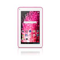 "M7s Quad Core Tablet Wi-fi - 7"" Rosa Multilaser - NB186"