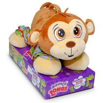 Macaco De Pelúcia Boing Longs Pernas Esticam 4729 DTC -
