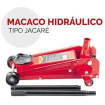 Macaco Hidráulico Tipo Jacaré 3 Toneladas 130 A 465mm Sparta -