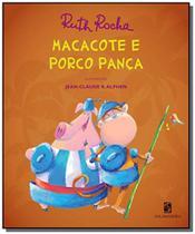 Macacote e porco panca - Moderna - paradidatico