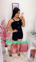 Macaquinho - Tam : único . Ref  : 187 - Botique Fashion