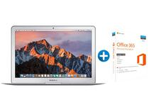 "MacBook Air LED 13"" Apple MQD32BZ/A Prata - Intel Core i5 8GB + Microsoft Office 365 Personal"