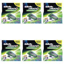 Mach 3 Carga Sensitive C/2 (Kit C/06) - Gillette