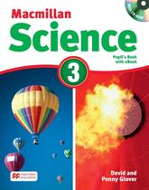 Macmillan science pupils book with ebook  cd-rom - 3 - 1st ed -
