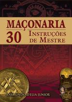 Maçonaria - 30 Instruçoes de Mestre - Madras