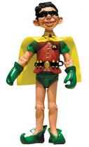 Mad Heroes Serie 3 - Robin Dc Boneco - Dc Collectibles