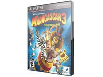 Madagascar 3: The Video Game para PS3 - D3 Publisher