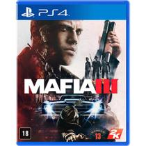 Mafia 3 Ps4 Playstation 4 - Sony