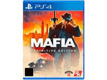 Mafia Definitive Edition para PS4 Hangar 13 - Lançamento