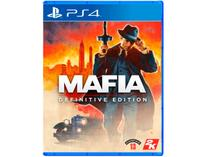 Mafia Definitive Edition para PS4 Hangar 13 - Pré-venda