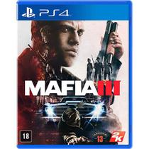 Mafia III - PS4 - 2k games