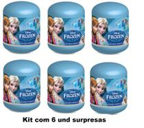 Magia Surpresa - Disney Frozen  kit com 6 und - DTC -