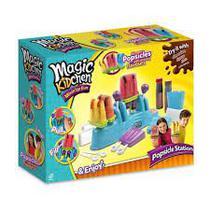 Magic Kidchen Máquina Infantil de Fazer Paleta Mexicana DTC -