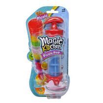 Magic Kidchen Picolé Pop Picolé Iogurte Suco Vermelho Dtc -