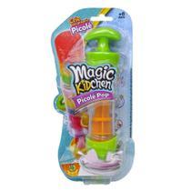 Magic Kidchen - Picolé Pop - Verde e Laranja - Dtc -