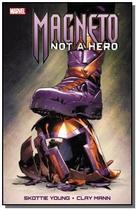 Magneto not a hero - marvel - Great books -