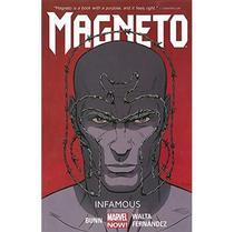 Magneto Vol.1 - Infamous - Marvel