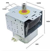 Magnétron P/ MicroondasOriginal Novo Serve Todas as marca/ Witol e Galanz /2M319j e M24FB-610A - Galanz Witol
