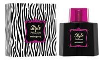 Mahogany Fragrância Desodorante Style Pleasures 100ml -