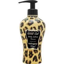 Mahogany Hidratante Wild Cat 350ml -