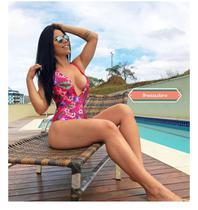 Maio Engana Mamãe Com Bojo Anitta e Viviane Araujo Tamanho P - Breeza Store